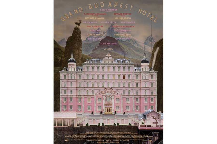"Watch: ""The Grand Budapest Hotel"""