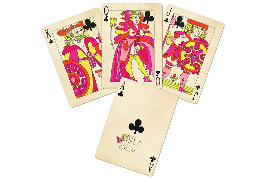 Hotcakes Playing Cards
