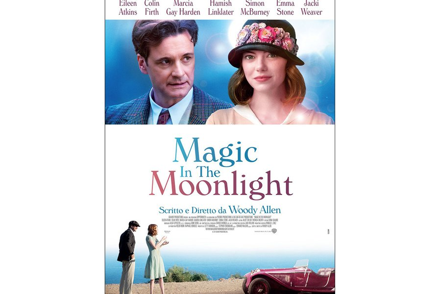 "Watch: ""Magic in the Moonlight"""