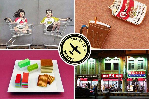 Singapore Food Souvenirs