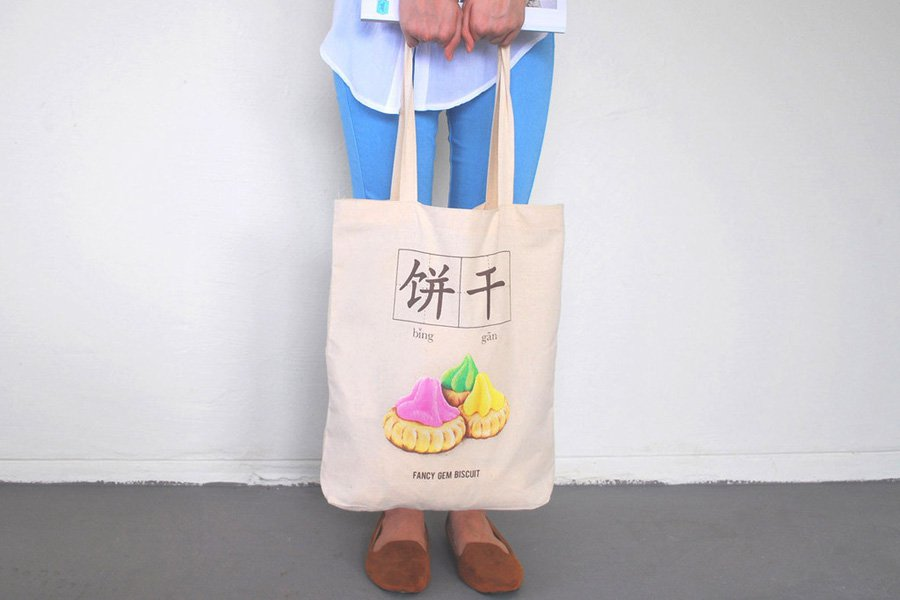 Gem Biscuits Tote Bag