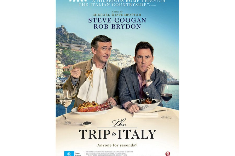 "Watch: ""The Trip to Italy"""