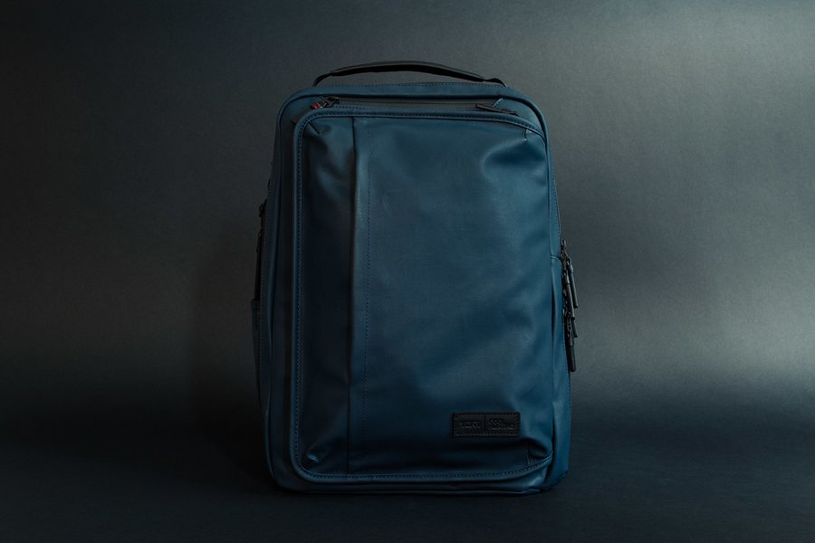 Tumi x CoolHunting The Otis Backpack