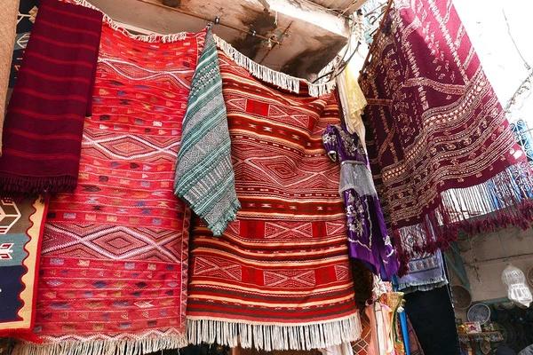 Tunis, Tunisia Medina Textiles