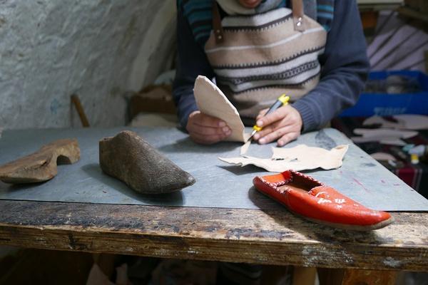 Tunis, Tunisia Shoe Maker