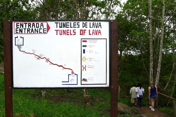 Tunnel of Lava