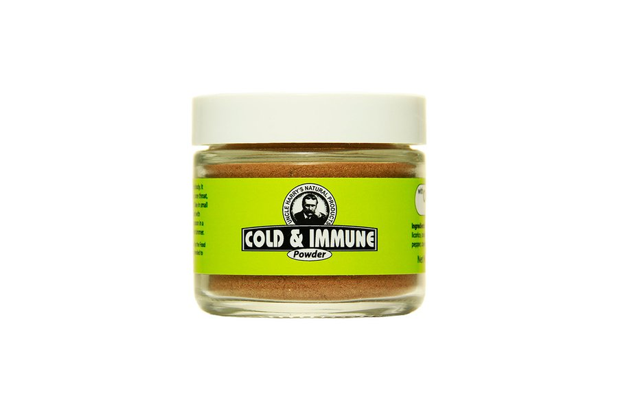 Uncle Harry's Cold + Immune Powder