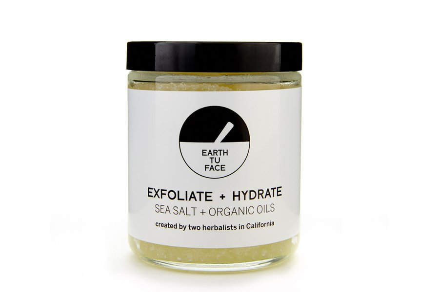 Earth Tu Face Sea Salt Scrub