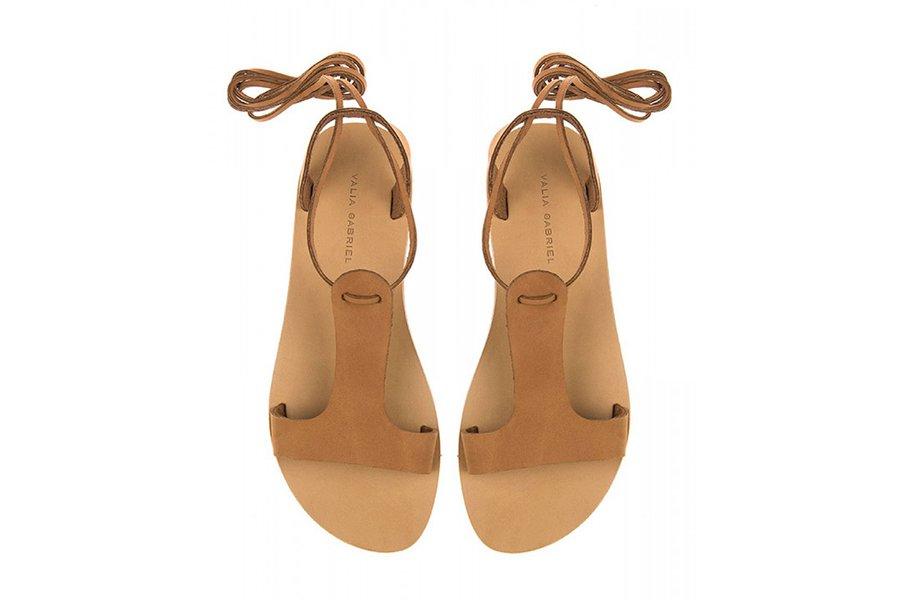 Valia Gabriel Campari Sandals