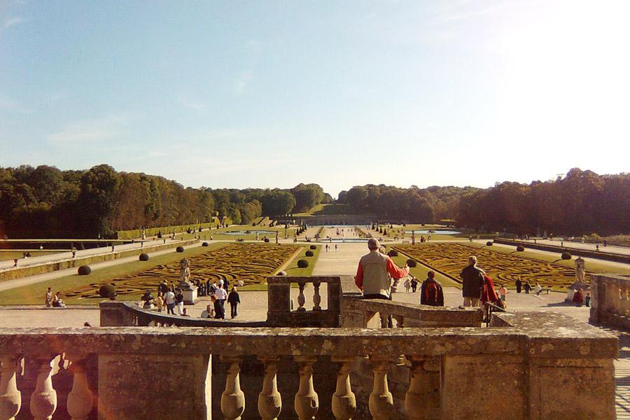 Château grounds