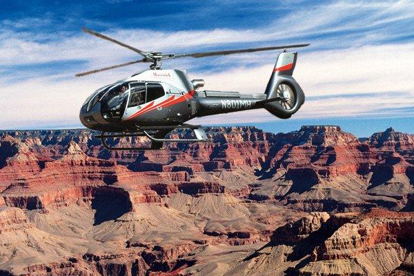 Photo: Courtesy of Maverick Helicopters