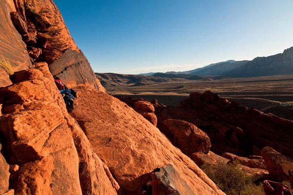 Photo: Courtesy of Red Rock Canyon Interpretive Association