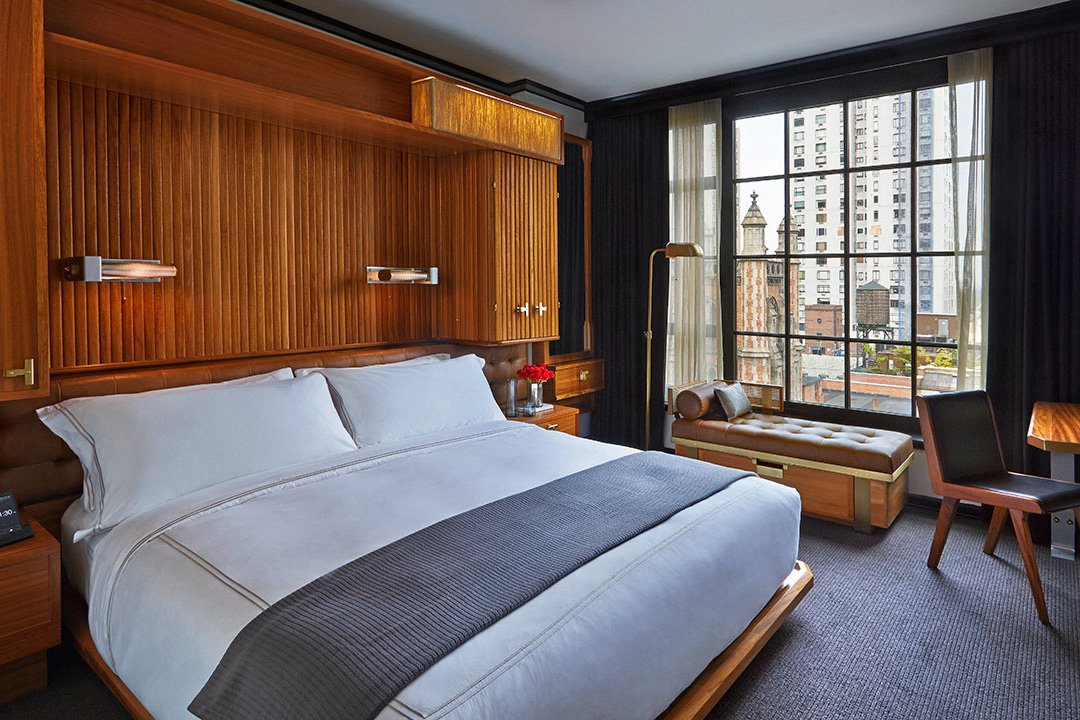 Famous New York Hotels