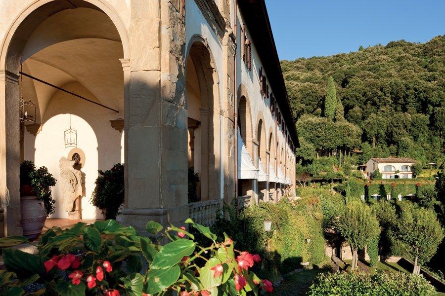 Photo: Courtesy of Villa San Michele