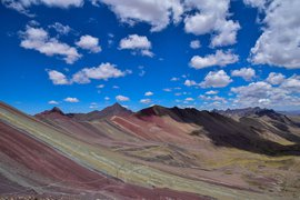 Vinicunca Moutain, Peru