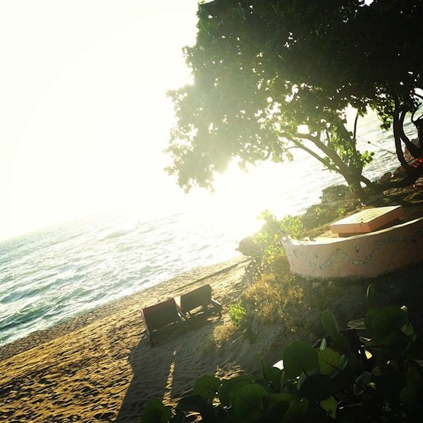3. Sunbathe