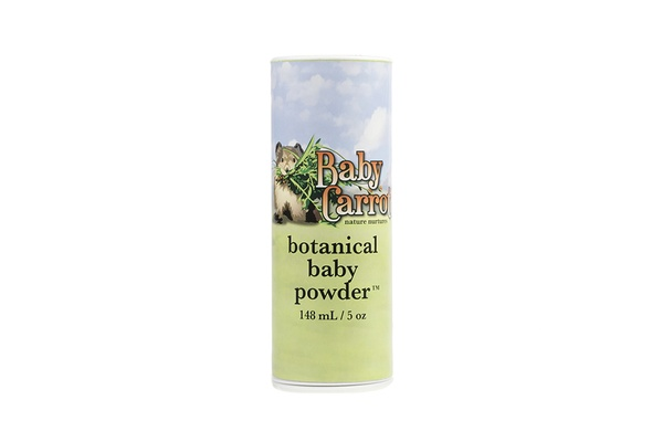 Baby Carrots Botanical Baby Powder