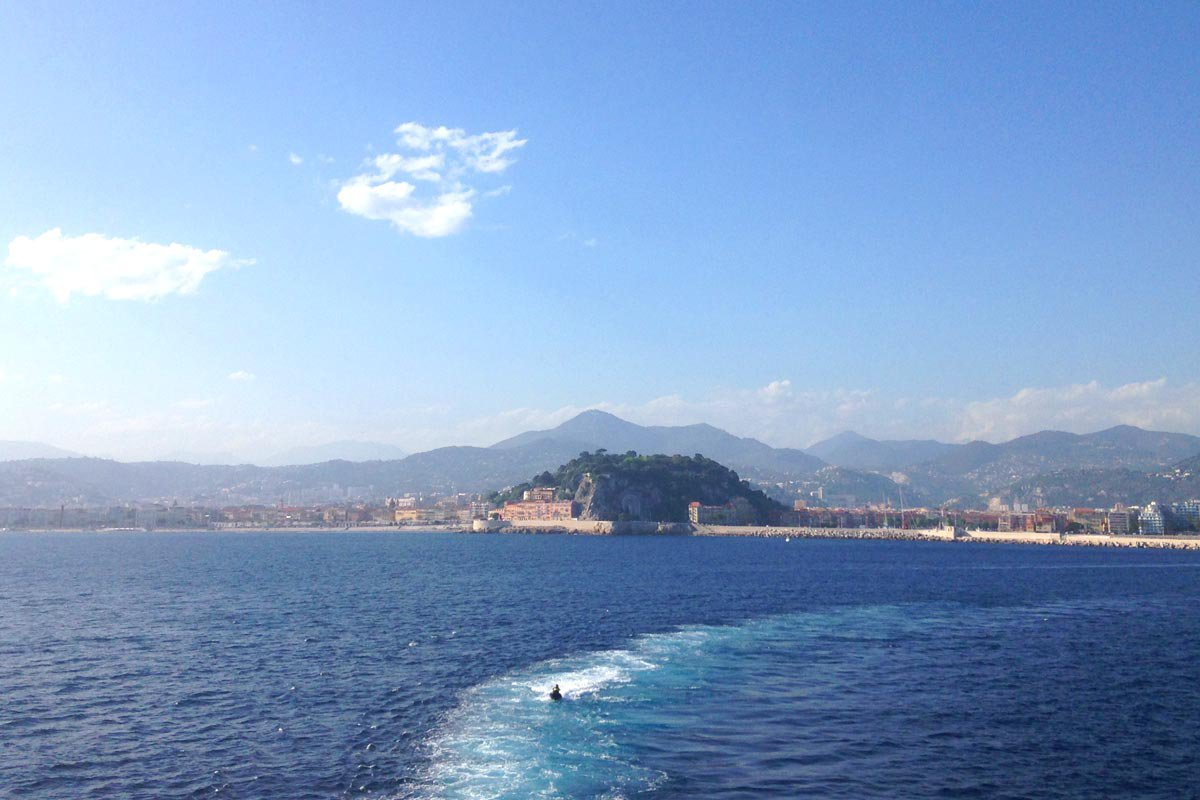 A report from Windstar Star Breeze cruise from Nice to Rome