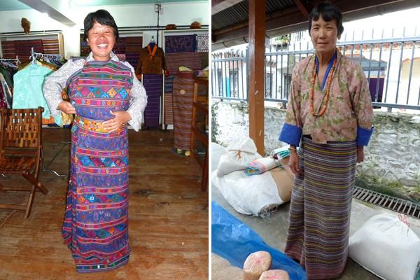 Bhutanese dress