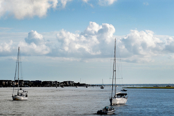 Wrightsville Beach Boats