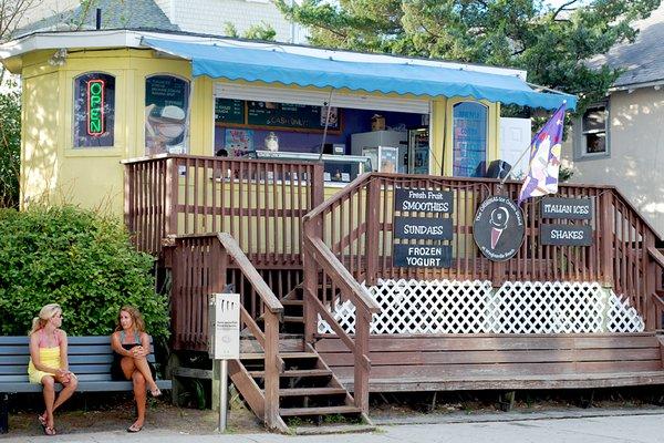 The Original Ice Cream Stand