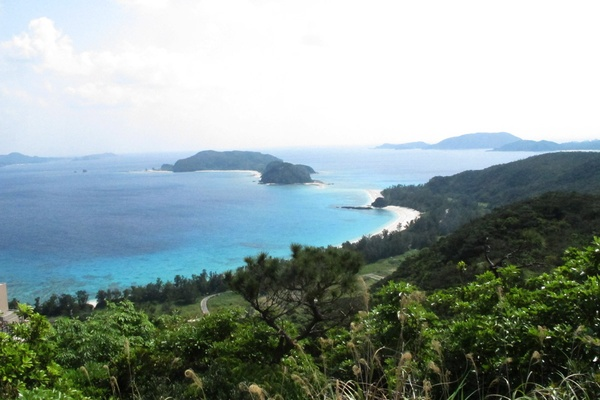 zamami island viewpoint