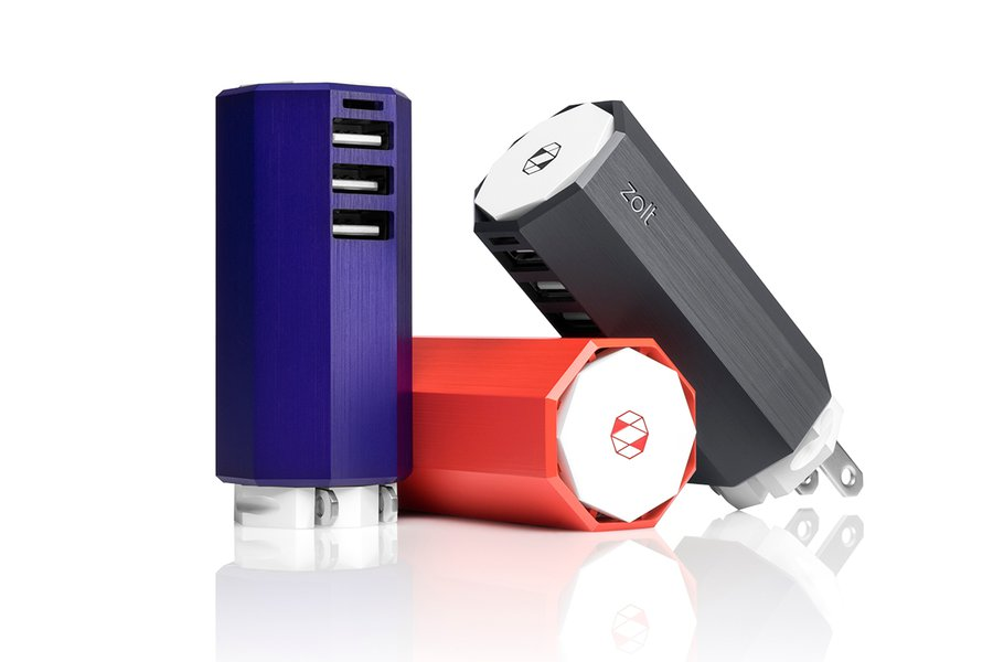 Zolt 3-in-1 Charger