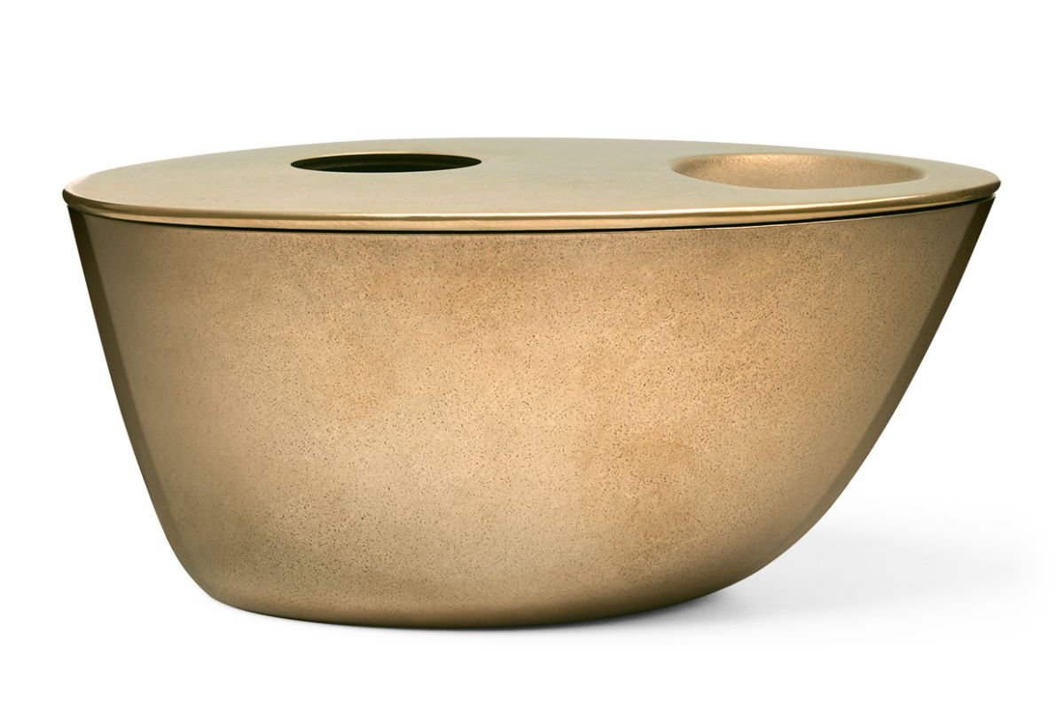 Aesop Brass Oil Burner