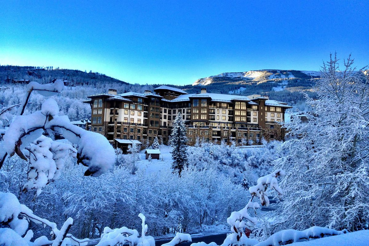 Aspen Viceroy Resort.