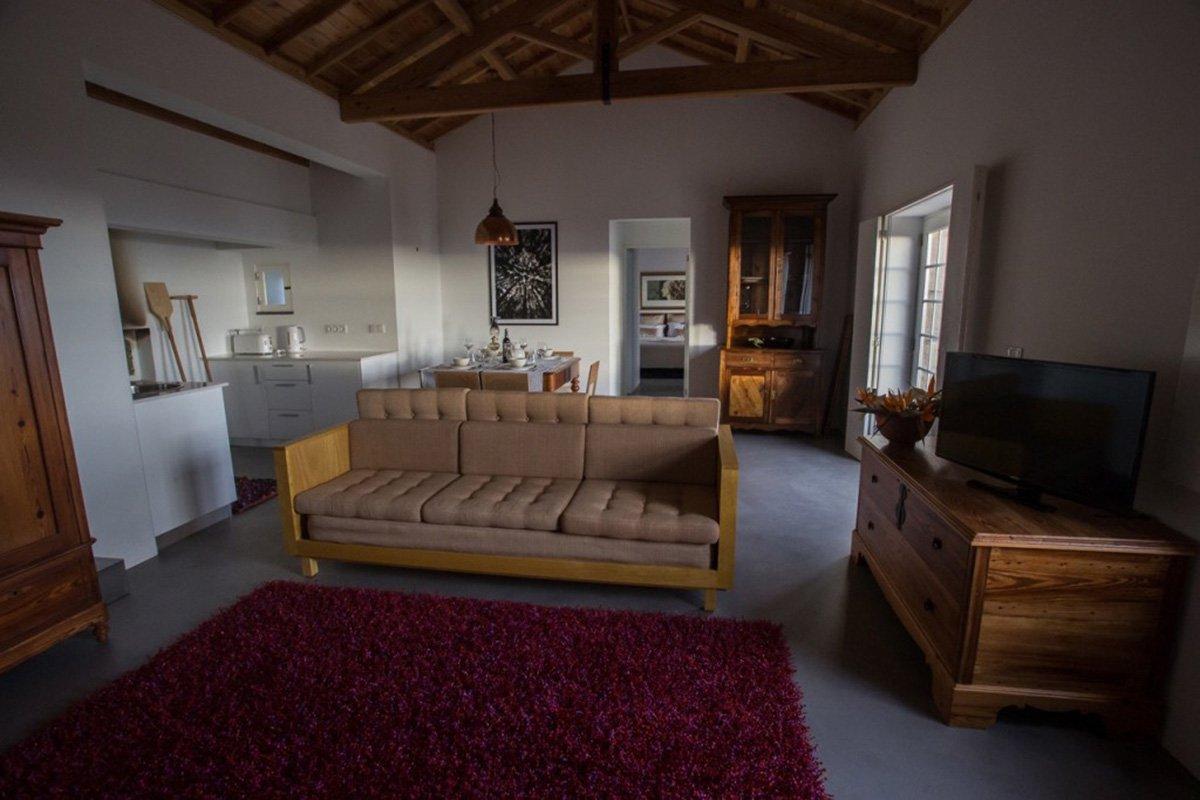 Pico da Vigia Livingroom