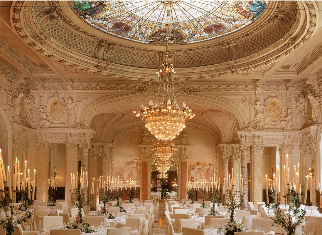 Ballroom at Beau-Rivage Palace
