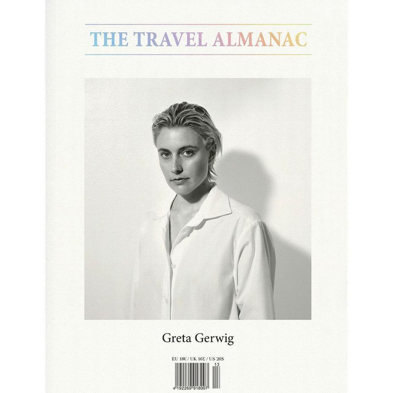 Travel Almanac Cover