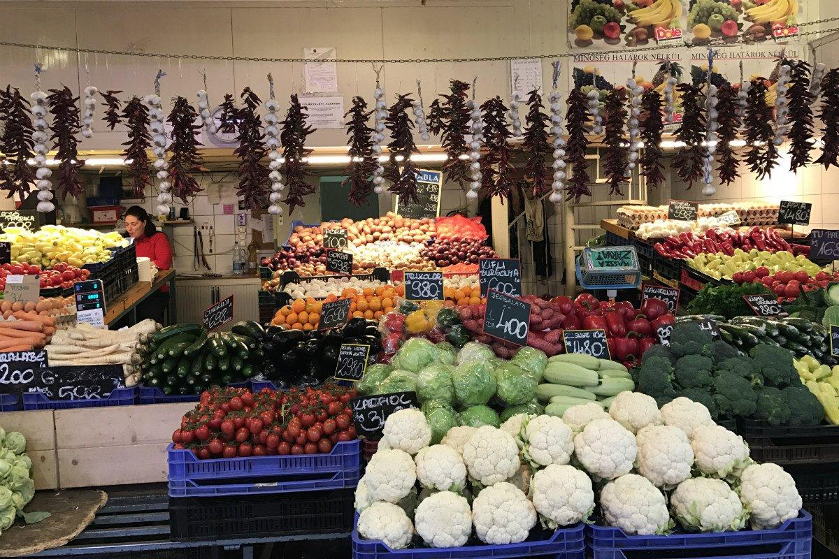 Lehel Market.