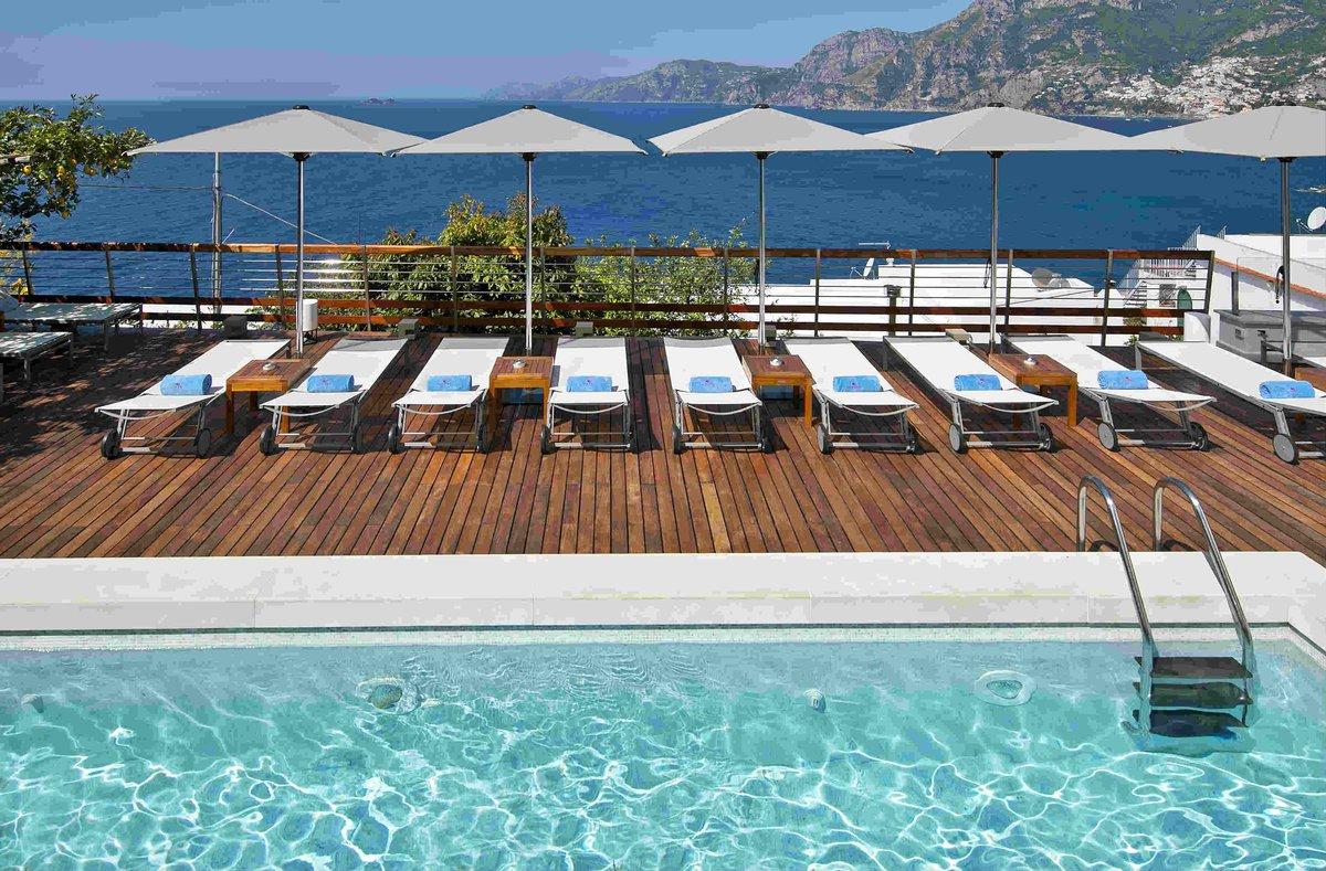 Casa Angelina pool