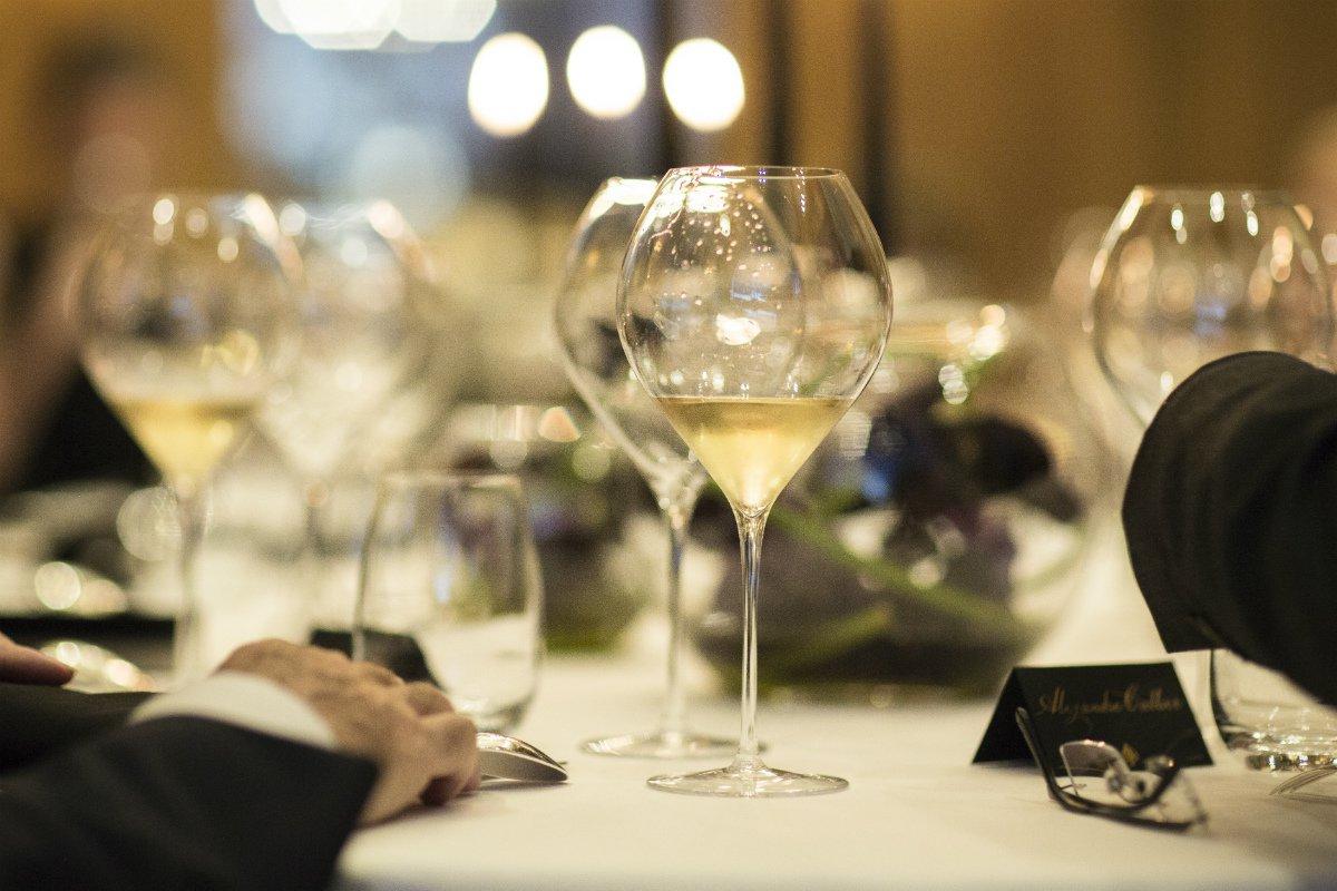 Champagne tasting Armand de Brignac vineyard