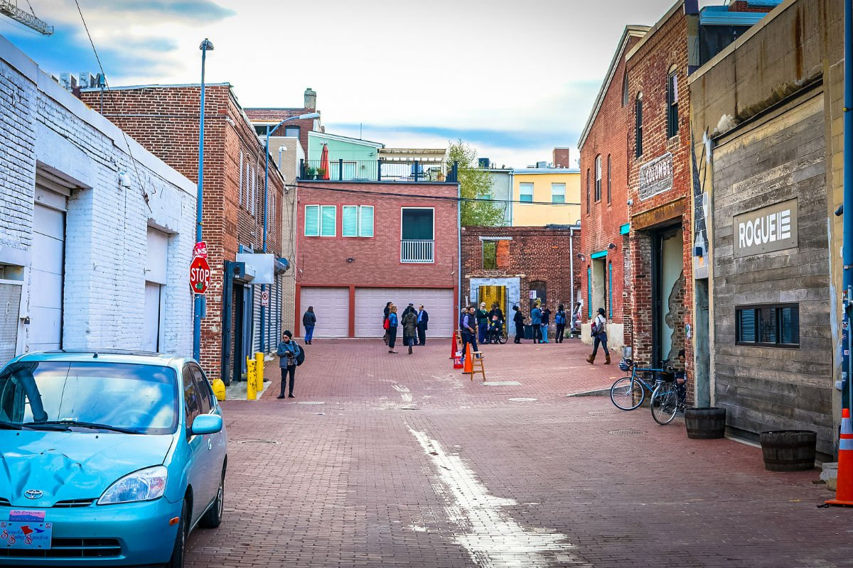 Blagden Alley, Washington, D.C.