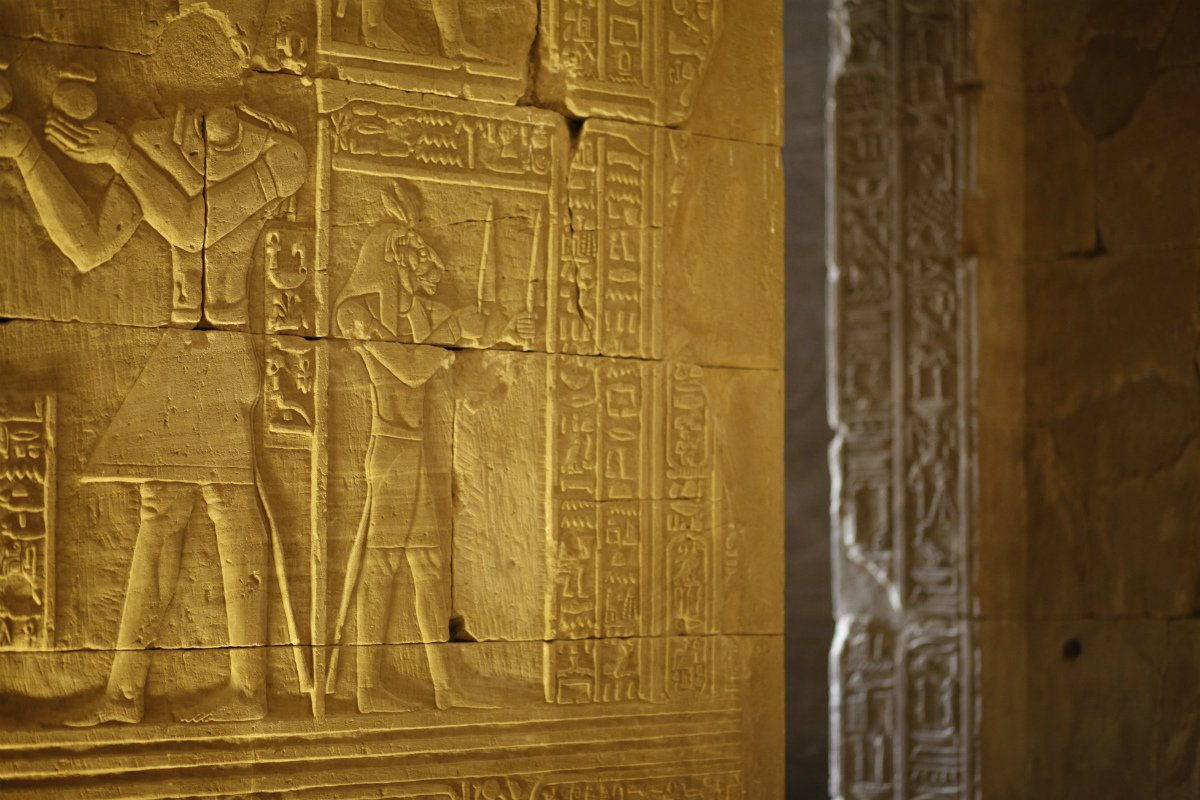 Philae Temple Aswan, Egypt