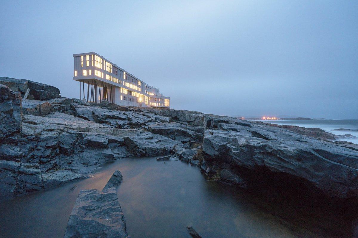Fogo Island Inn