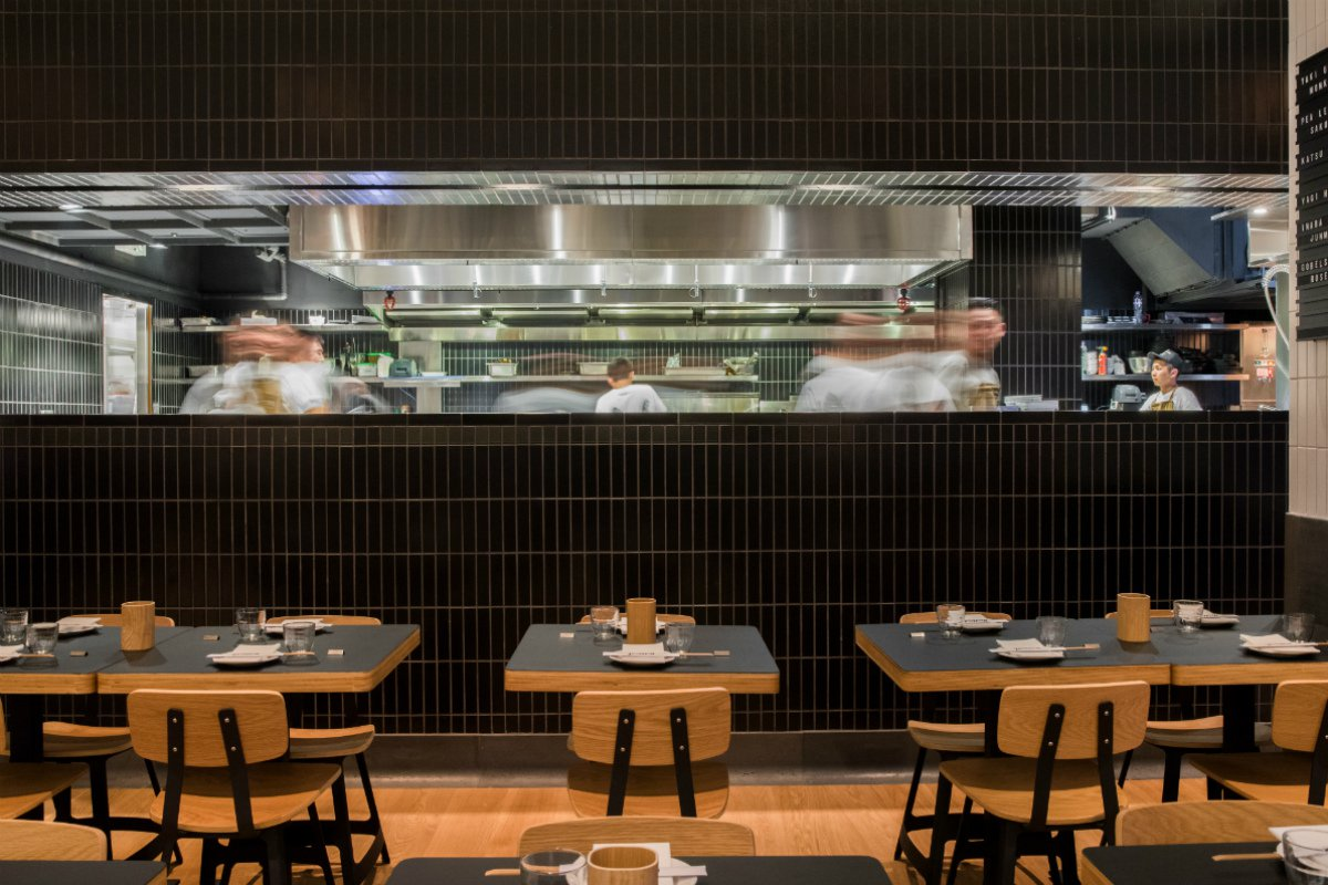 Yardbird Kitchen Hong Kong