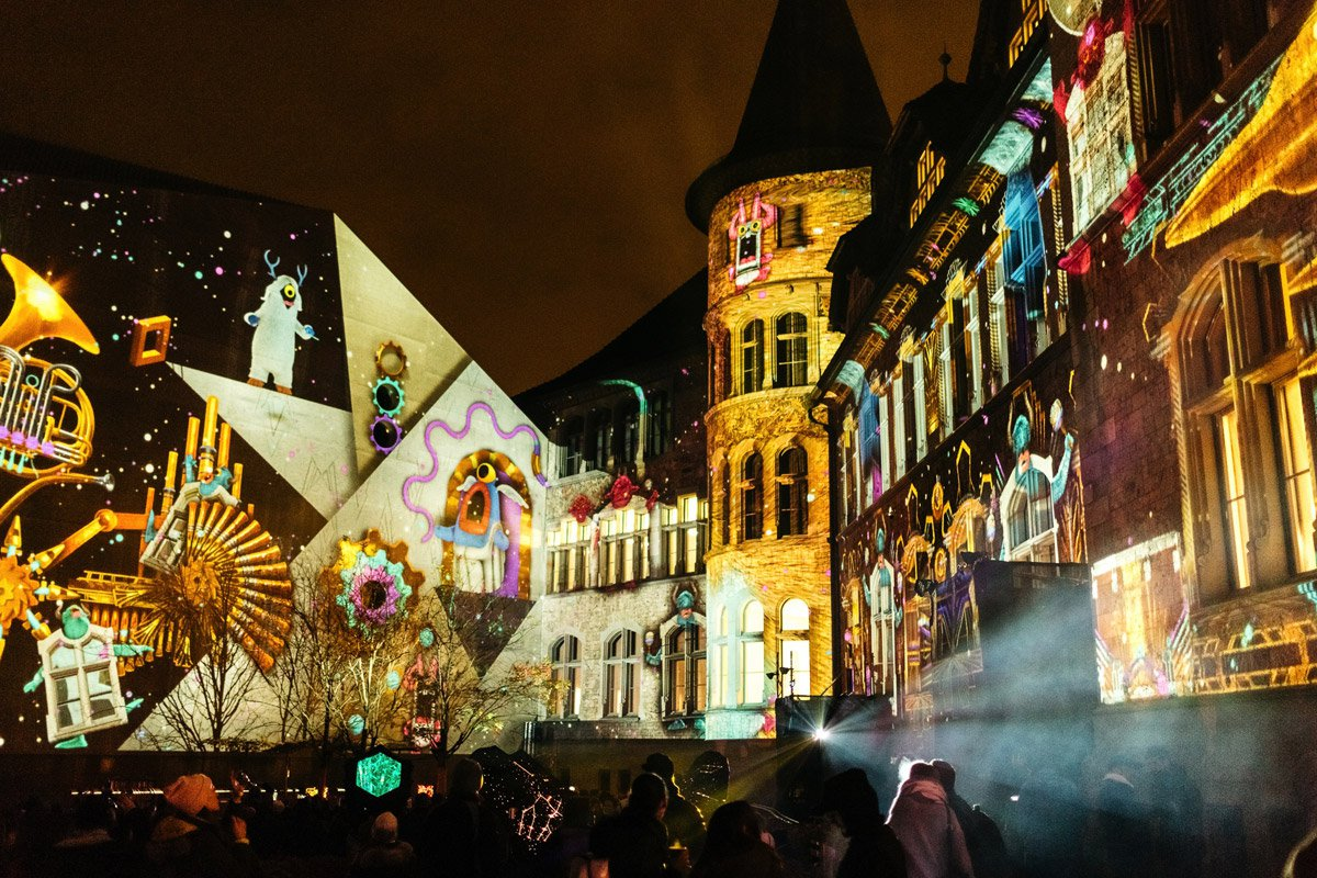 Illuminarium in Zurich