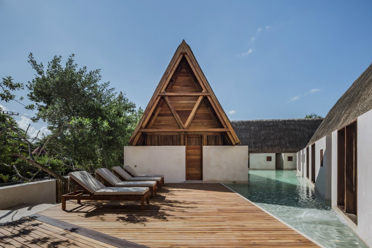 Low Key Architectural Glory On Mexico S Isla Holbox Fathom