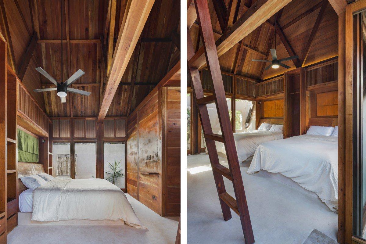 Punta Caliza interior suites