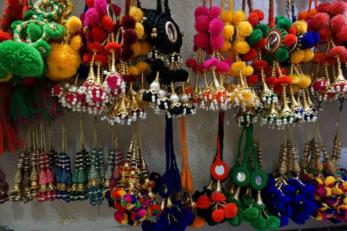 Kinari Bazaar tassels