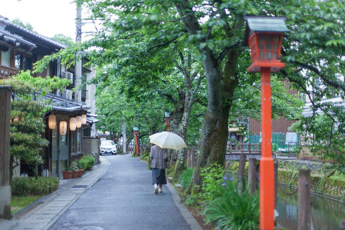 Kinosaki town Japan