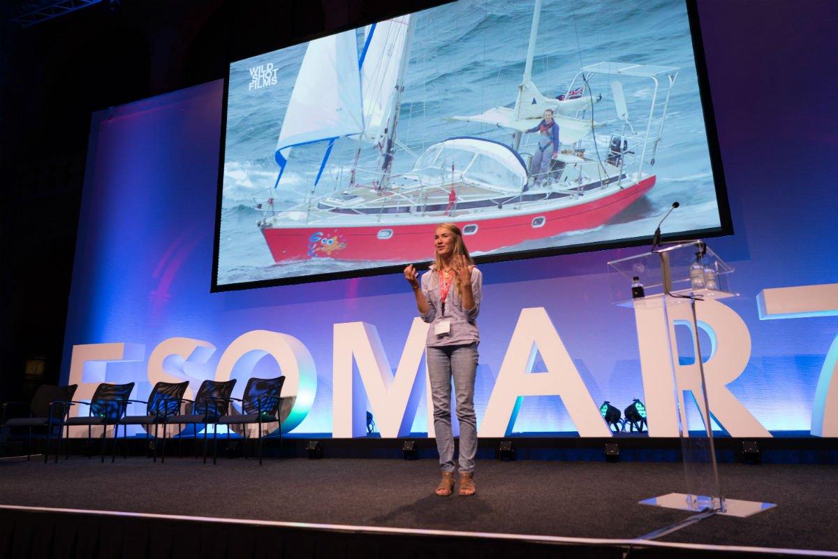 Laura Dekker presentation.