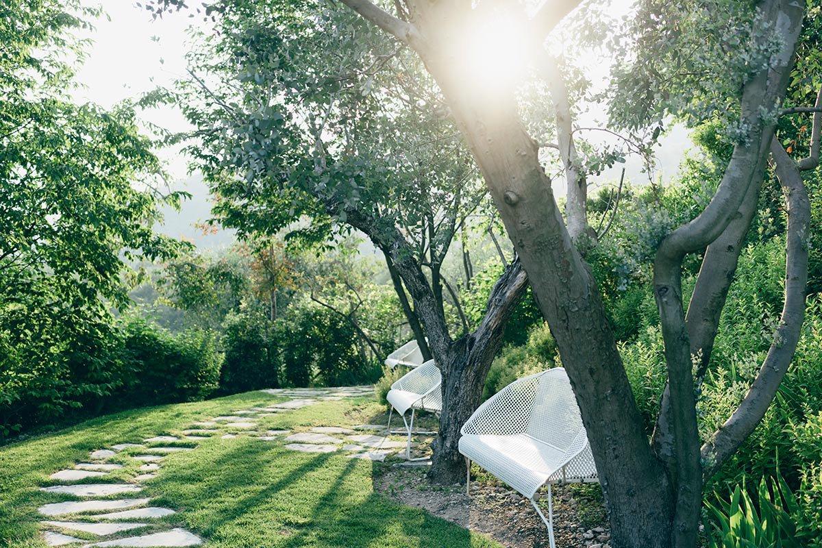 Lefay Resort & Spa Lago di Garda garden