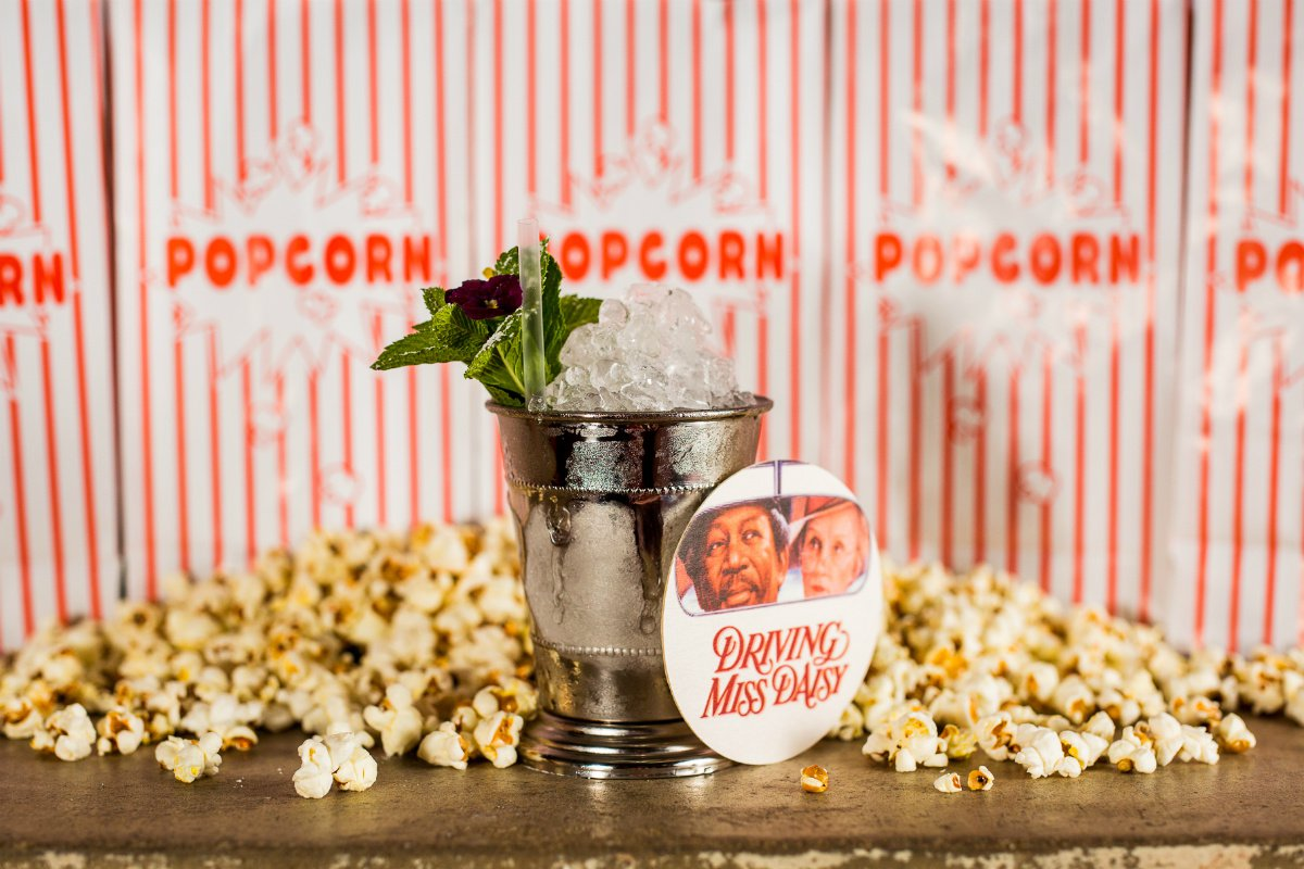Movie-poster inspired drinks at Artist Residence London