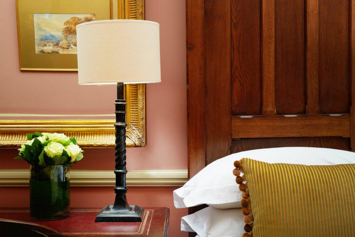 The Gore London classic room interior