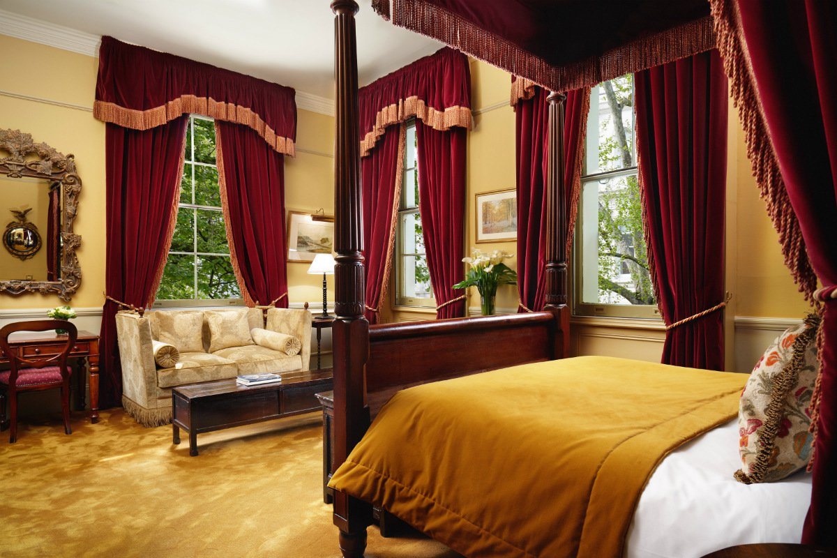 The Gore London suite room interior