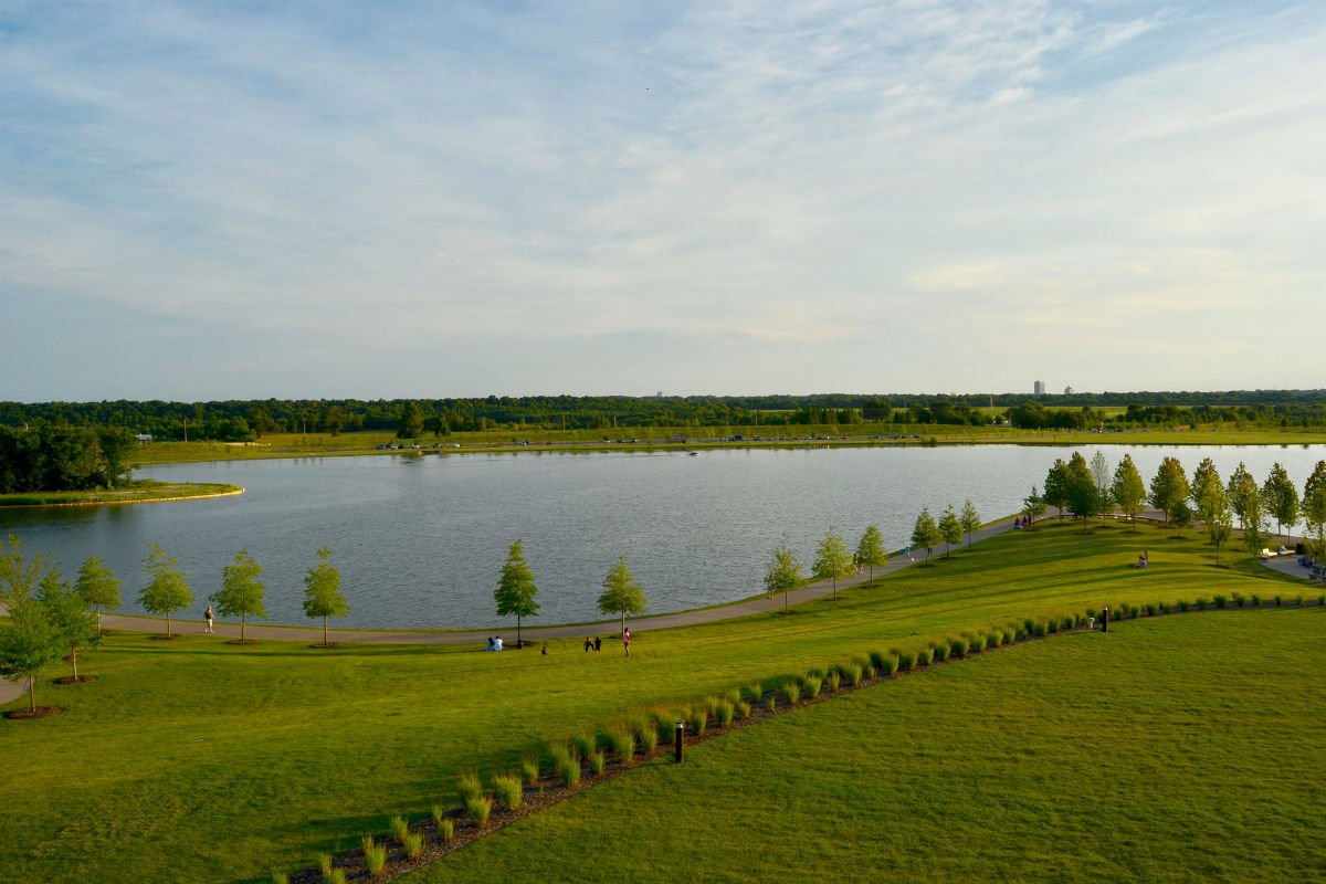 Shelby Farms, Memphis.